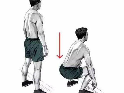 深蹲一天做多少壮阳合适?运动壮阳的最佳选择