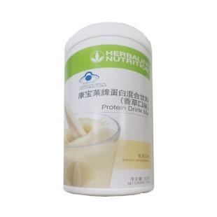 康宝莱(Herbalife)蛋白混合饮料香草味550g(新包装)